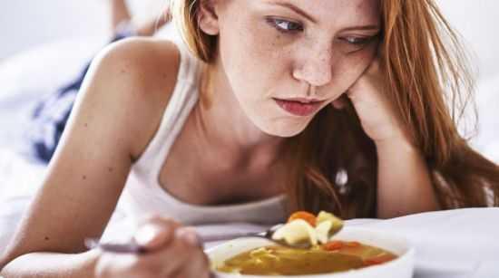 Как запустить желудок после операции